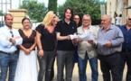 Lancement des travaux de réhabilitation et d'extension de l'école d'Aregnu