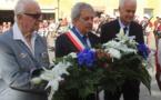 Le 14-Juillet à Calvi : Remise de décorations, dépôts de gerbe…