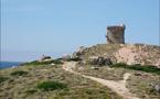 La photo du jour : La tour de la Punta d Omigna…