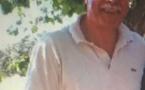 """Hommage à  """"Jo"""" Quilici, conseiller municipal de Calenzana"""