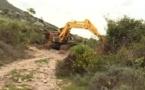 EXCLUSIF : La Collectivité de Corse rouvre la piste d'accès aux estives de Tavera