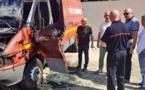 Véhicule de secours incendié à Vero : Les pompiers du SIS2A pris pour cible