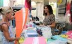 Ajaccio: La braderie tant aimée des commerçants et des clients!