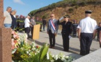 Col San Sebatianu : Cérémonie du souvenir pour Jean-Louis Arbori et Philippe Bressy