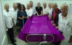 Bastia : Du nouveau matériel pour le SSR du centre hospitalier