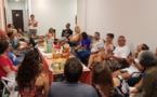 Les ambassadeurs du tri sélectif à la rencontre de la population d'Aregnu