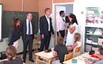 Bastia : Le président de l'Assemblée de Corse et le maire de la ville au plus près de la rentrée scolaire…
