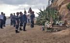 Cérémonies en hommage aux sapeurs-pompiers Thierry Accardo et Yves Berne