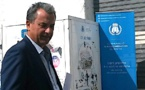 Bastia : La CAB dit «Halte à l'affiche sauvage sur les poubelles»