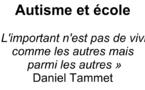 Autisme à l'école : Le combat de Fabrice Albertini pour son fis
