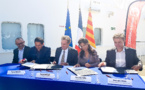 La Région Sud et Corsica Linea investissent pour le branchement électrique à quai de trois navires
