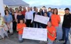 Les agents EDF Corse engagés aux côtés de six associations du territoire