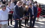Bastia : Le Spassimare inauguré, l'Aldilonda programmé