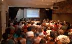 Beaucoup de monde pour assiter à ce colloque dédié à la prévention des troubles de la mémoire