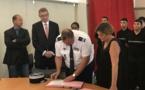 Bastia : Le lycée Jean Nicoli prépare aux métiers de la sécurité