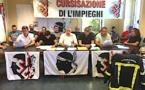 Bastia : Nouvelle alerte du STC Pompiers