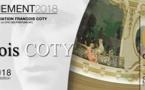 Prix François Coty 2019 sera décerné à Ajaccio pour marquer le retour du célèbre parfumeur dans sa ville natale.