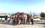Blogueurs et journalistes belges à la découverte de la Haute-Corse
