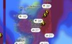 Trafic maritime de Bastia reporté sur le port de l'Ile-Rousse, tunnel fermé et trafic aérien perturbé