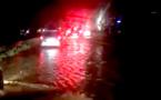 Pont en partie effondré à Pietracurbara et plusieurs mises en sécurité cette nuit autour de Bastia