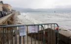 Ajaccio : Tonnage limitée boulevard Lantivy et plage Saint François interdite