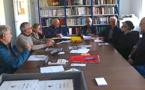 Les membres de la Société des Sciences historiques et naturelles de la Corse