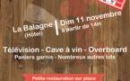 Loto annuel de l'amicale des sapeurs-pompiers de Calvi ce dimanche 11 novembre