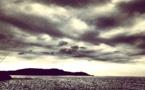 La photo du jour : La Revelatta et Calvi en… noir et blanc