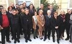 Beaucoup de monde et de personnalités pour l'inauguration de cette Maison du Sacré coeur