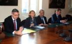La préfète de Corse sur le terrain, à l'écoute des élus de Calvi et de la Communauté de Communes