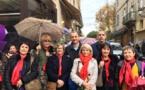 Violences faites aux femmes : De la place Saint-Nicolas au Marché…