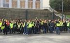 Gilets jaunes : La CGT appelle à manifester samedi prochain à Bastia