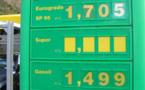 Le Conseil exécutif de Corse demande le gel du prix du carburant sur l'ile