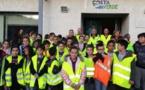 Les élèves de l'école primaire de Taglio-Isolaccio, ambassadeurs du tri 5 étoiles