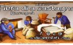 XXXVIème édition de la « Fiera di A Castagna » à Bucugnà à partir de Vendredi