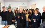 Ange Santini a visité la nouvelle mairie annexe de Calvi
