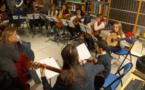 Les élèves de Sandrine Luigi ont donné un joli concert de Noël à la bibliothèque patrimoniale de Bastia