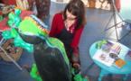 Destination Venise pour la plasticienne Céline Lorenzi