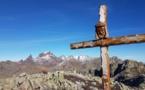La photo du jour : A 2 049 m d'altitude sur Punta Cuccula