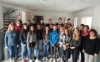 Corte : Les élèves du lycée Pascal-Paoli visitent Corse Aide à la personne