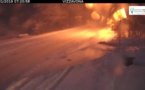 Neige, verglas, vents violents : la Corse en alerte jaune jusqu'à vendredi