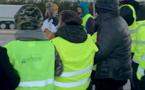 Ajaccio : Le dépôt du Vazio bloqué par des gilets jaunes