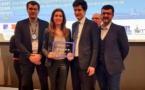 La CAPA obtient une fois de plus le label 5@ Territoire Internet
