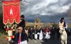 Ferveur et passion pour la San Marcellu à Aleria