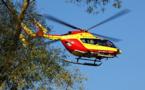 Victime d'une chute à Tallone, un vététiste évacué par hélicoptère