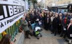 Rassemblement de soutien aux indépendantistes catalans à Ajaccio