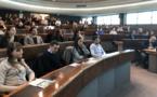 Ajaccio: Le nouveau conseil municipal des jeunes a fait son entrée dans l'hémicycle