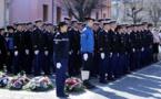 Ajaccio : Hommage national aux gendarmes décédés, victimes du devoir