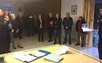 Haute-Corse : Les cahiers citoyens du grand débat remis à la préfecture !