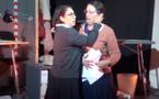 Théâtre : « Burlingue » ou la décadence de deux collègues de bureau